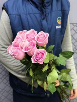 Роза Микс 60см от 25 шт Эквадор