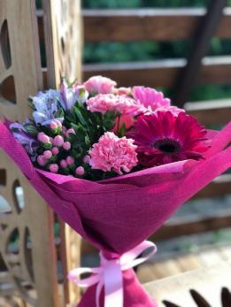 Букет Розовая Поляна